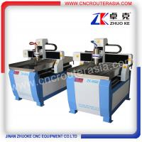 China 400W Yaskawa servo system China small CNC Engraving Machine with 3.2KW spindle ZK-6090 600 on sale