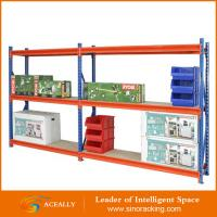 Industrial Long Span Shelving, Medium Duty Racking Manufactures
