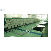 home textile 6 needle 44 head Lace Embroidery Machine for Garment / Towel Manufactures