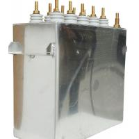 Copper Power Electronic Capacitors / Oil Filled Capacitors for Furnace Equipment Manufactures