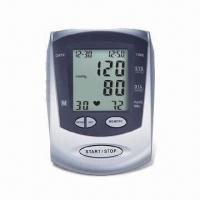 Upper Arm Blood Pressure Monitor with Oscillometric Measurement Method Manufactures