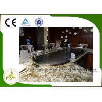 Oval Shape Upper or Down Exhaustion Electric Tube Heaters Teppanyaki Grill For Home Use Manufactures