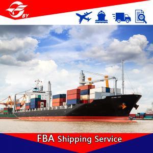 International Freight Forwarder , Amazon FBA Service Shenzhen To MEM1 CLT3 BOS7 TBE8 Manufactures