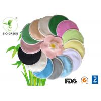 3 Layers Bamboozies Nursing Breast Pads , Gentle Soft Bamboo Training Pads Manufactures