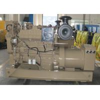 AC three phaseMarine Diesel Generators with gearbox CCS , BV