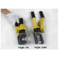 Hexagonal Hydraulic Crimping Tool , Cable Crimping Tool Hydraulic For Copper Tube Manufactures
