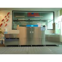 Buy cheap High Speed Commercial Kitchen Dishwasher , Professional Restaurant Washing from wholesalers