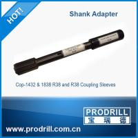 R32 Top Hammer Shank Adapter Manufactures