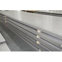China 2B / BA / NO1 Finish Hot Rolled Steel Plate , 0.3mm - 110mm Stainless Steel Metal Sheet on sale