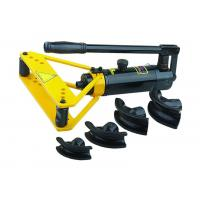 """Portable Manual Hydraulic Pipe Bender For Steel Pipe Up To 1"""" Manufactures"""