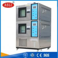 Lab Temperature Humidity Chamber Climate Control Chambers Multi Function Test Equipment Manufactures
