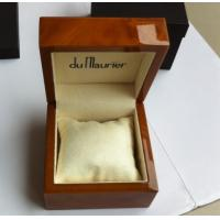 luxurious wooden watch box Manufactures