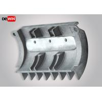 Injecting Die Cast Heat Sink Industrial Components Easy Installation Manufactures