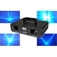 Double Tunnel BB 100mW DMX512 Fat Beam Laser Light with scanning speed LD240 Manufactures