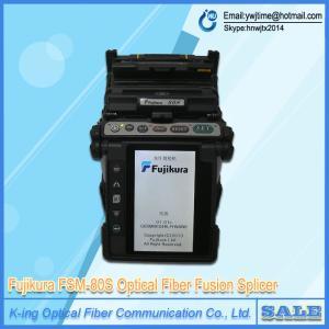 Fujikura FSM-80S Optical fiber fusion splicer