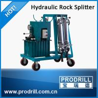 Best sales Pd450 Hydraulic Rock Splitter for Demolition Manufactures