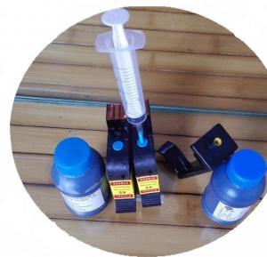 refill hp45 ,refillable ink cartridge  hp6615(hp15),hp51645, hp45 refillable cartridge for Professional garment plott Manufactures