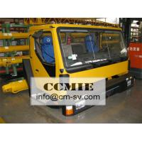 Buy cheap XCMG truck crane parts Driving Cab could change the material from wholesalers