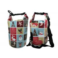 Full Printing Pvc Dry Bag10l Foldable Customized With Various Colors Optional Manufactures