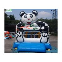 Indoor Panda Inflatable Bounce Houses Mini Jumping Castles for Rent