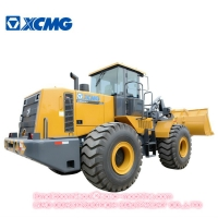 205KN 4.5CBM 6 Tons Construction Wheel Loader Manufactures