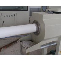 China High Output PE / PPR PVC Pipe Extrusion Line , Drainage PVC Pipe Machine Line on sale
