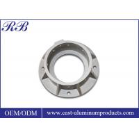 Buy cheap Low Pressure Casting A356 Aluminum Flange from wholesalers
