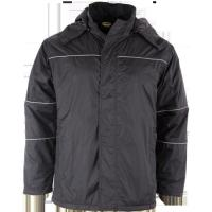 China Custom made nylon Workwear safety work clothes winter jackets on sale