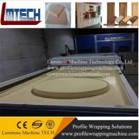 good quality low price machine membrane vacuum press for making pvc doors Manufactures