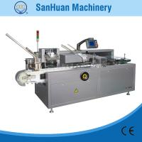 ALU PVC Blister / Bottle Automatic Cartoning Machine Pharmaceutical Packaging Equipment Manufactures