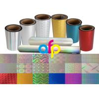Flexible Packaging BOPP Holographic Film Manufactures