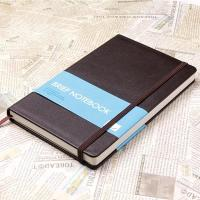 PU leather notebook with paper sleeve Manufactures