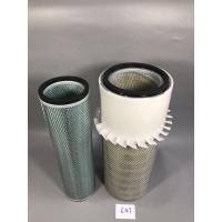 Durable Excavator Air Filter Excellent Temperature Resistance ODM Customized Service Manufactures