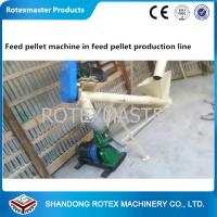 Home use small feed pellet machine poultry feed making machine Manufactures