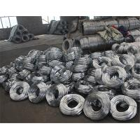 Low Carbon Material Galvanized Binding Wire Corrosion Resistance For Spring Steel Wires Manufactures
