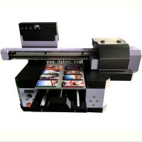 KMBYC Support A4+ Small Glass UV Printer Digital Flatbed Printer for Metal Printer Manufactures