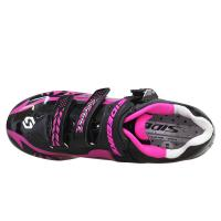TPU Womens MTB Cycling Shoes Geometry Design Body High Pressure Resistance Manufactures