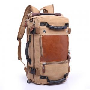 Stylish Travel Large Capacity Backpack , Men 36-55 Litre Messenger Shoulder Bag For Business Trip