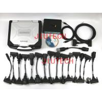 Cheap Universial Heavy Duty Truck Diagnostic Scanner  Test Full Set with CF30 laptop tool for sale