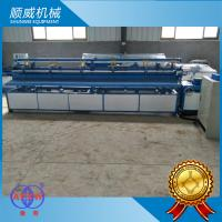 ISO9001 Certification Chain Link Fence Making Machine Φ1.4mm-Φ5.0mm Diameter Manufactures
