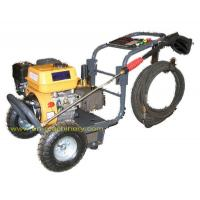 Mini High Pressure Washer with CE Gasoline Cold Water 27MPa Manufactures