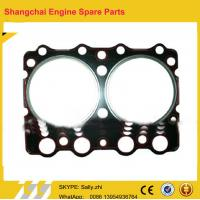 Shangchai machinery engine spare parts 6135.761G-02-032B Cylinder Head Gasket in black colour Manufactures