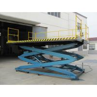 Cheap Electric Hydraulic Scissor Lifting Platform SJG 0.9 / 1 / 2 / 4 for sale