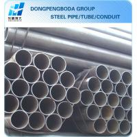 ERW black round steel tube China supplier made in China Manufactures