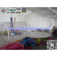 Clear Backyard Fun Inflatable Bubble Tent For Camping And Outdoor Party Manufactures