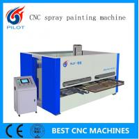 China CNC spray painting machine for door/MDF/glass/furniture panel on sale