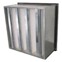 Buy cheap Large Volume Combined Type HEPA Filter (Aluminum alloy) (LV-H) from wholesalers