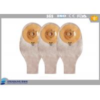 Medical use Convex Ileostomy Bags with clamp for personal care Item No 105038 Manufactures