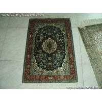 China Factory price! 100% silk Persian Rugs on sale