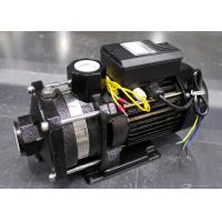 Single Phase High Pressure Multistage Centrifugal Pumps 415V IP55  Class F 2 Pole Manufactures